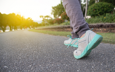 A Physical Therapist's Recommendation to Walk