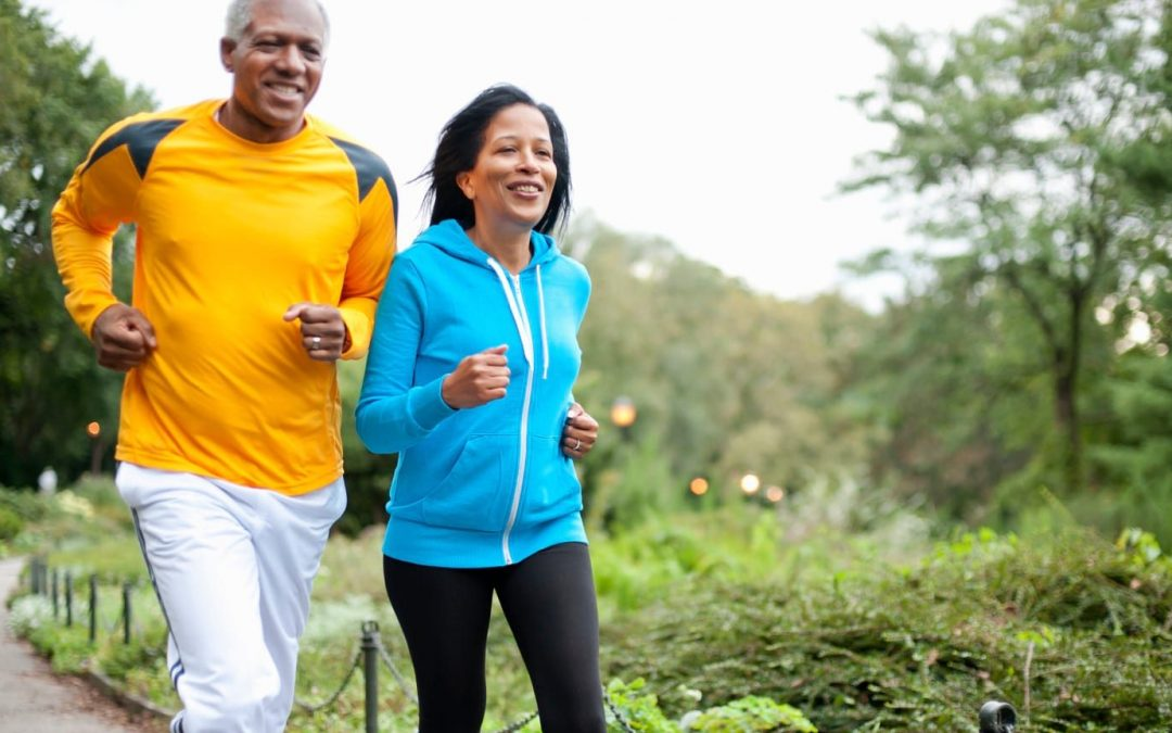 Walk your way to back pain relief