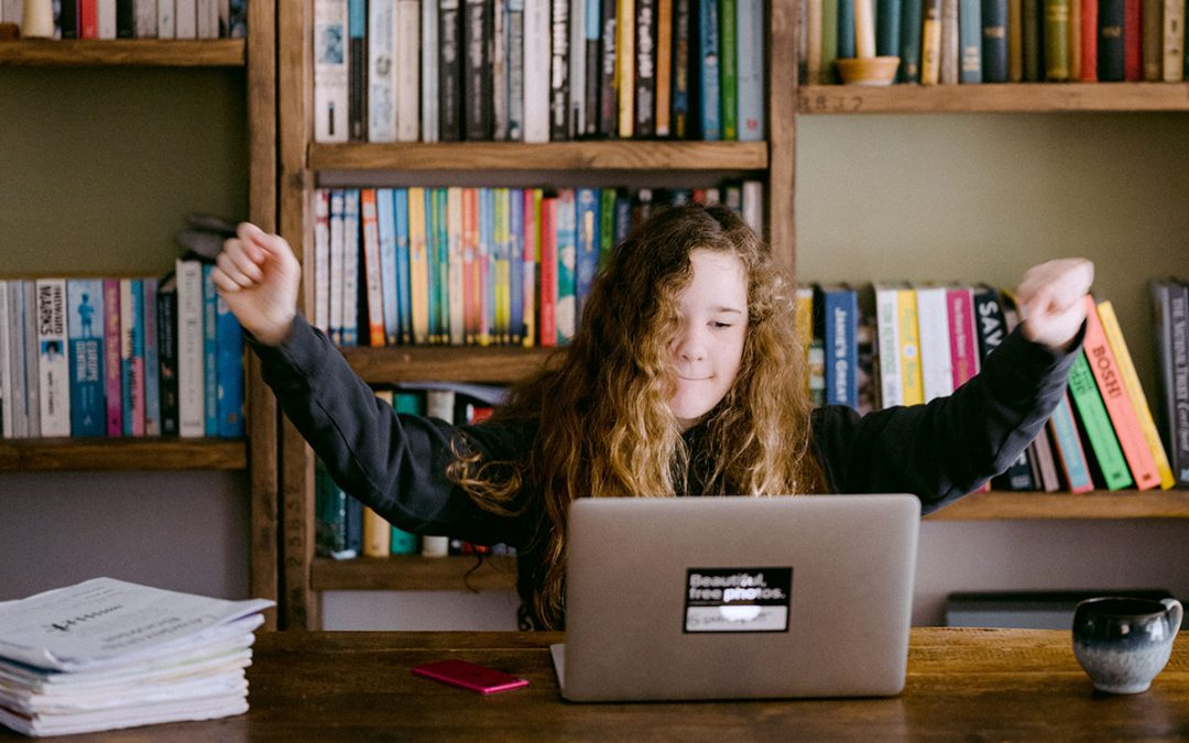 At-Home Learning: Don't Overlook Physical Activity